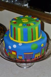 train cake 1