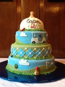Cassi's Valentine's Groom Cake