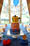 circus birthday 1