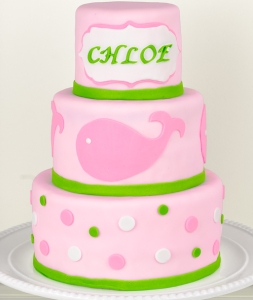 Whale cake 2