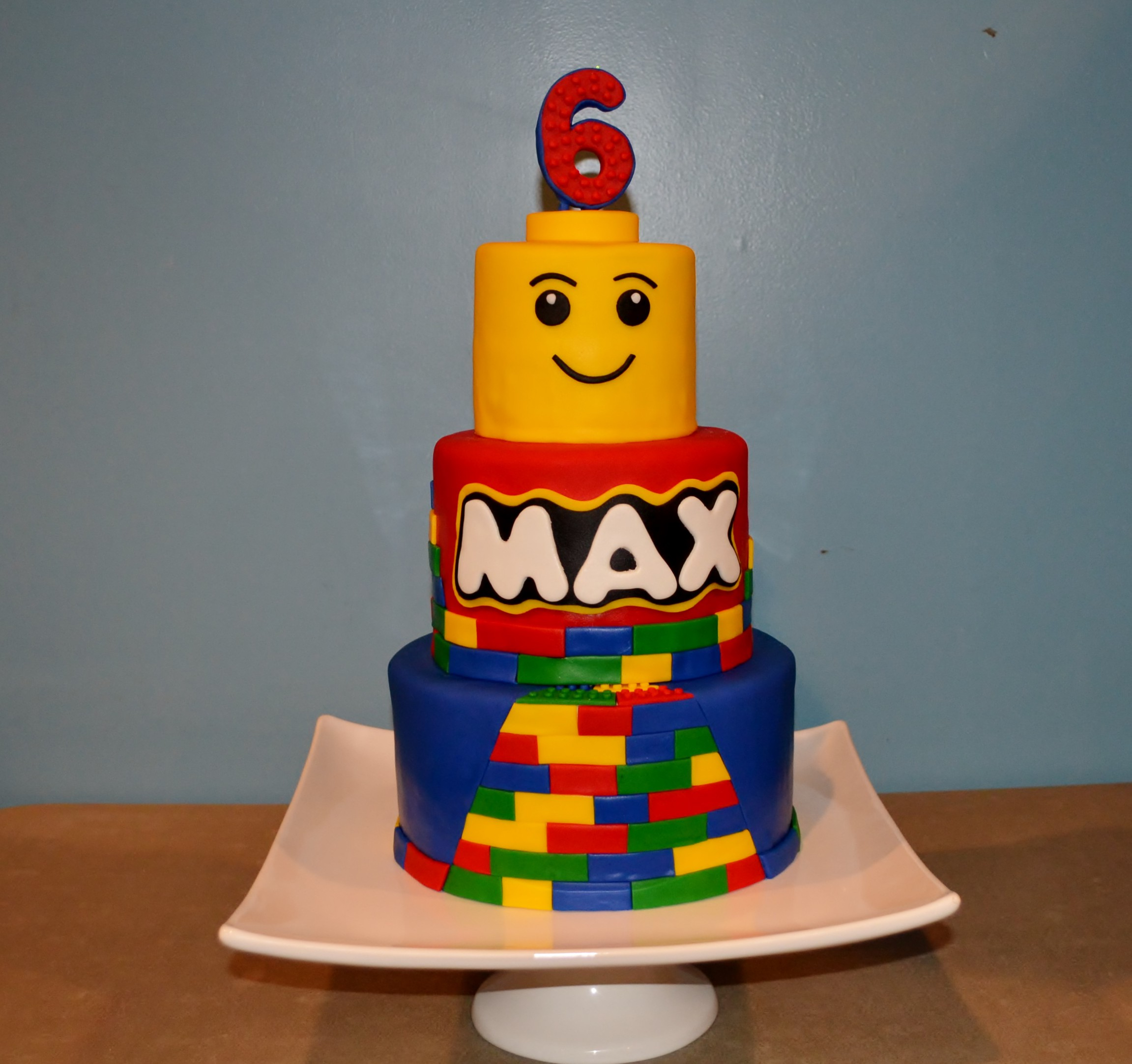Lego Cakes In Washingotn Dc