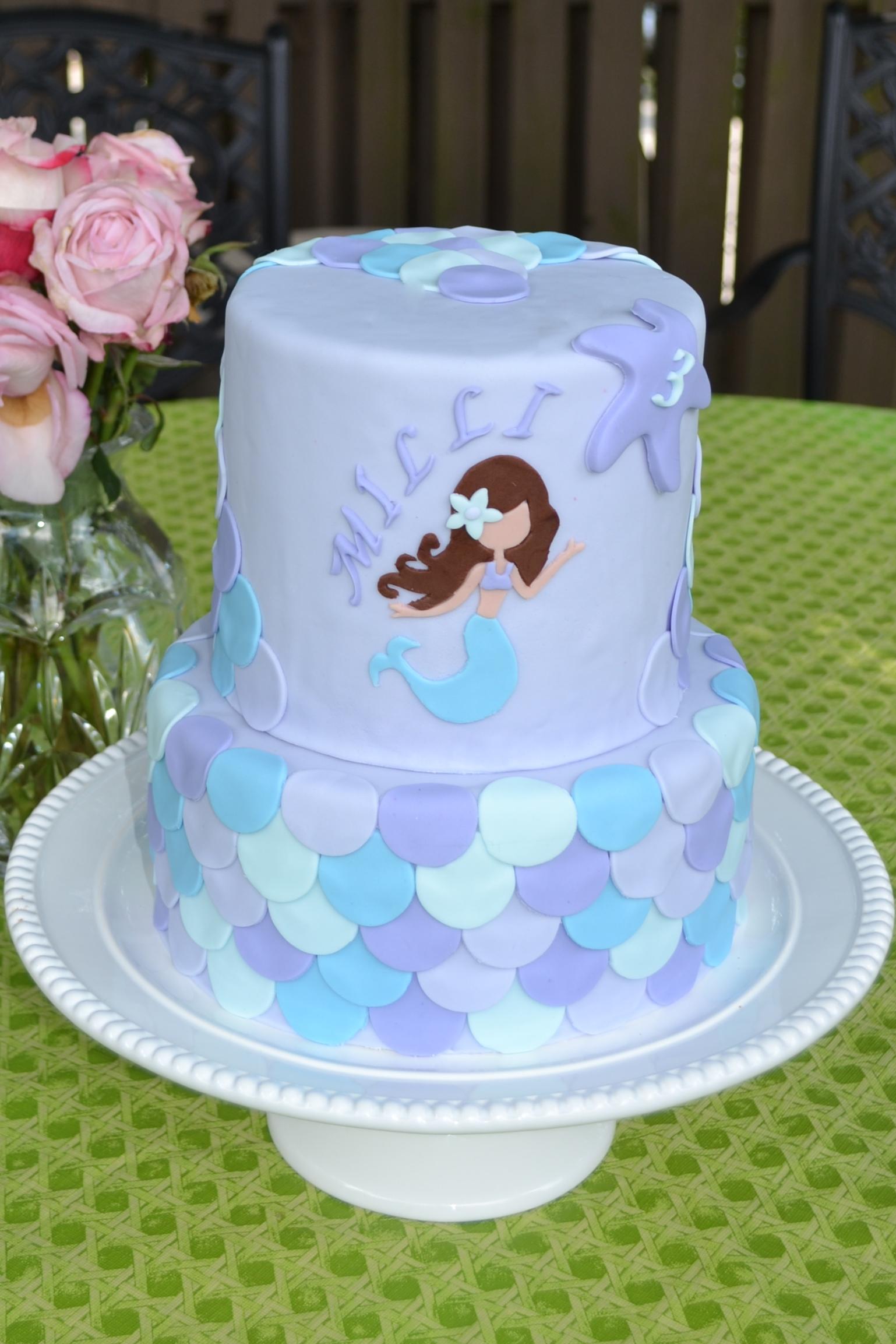 Chevy Chase Birthday Cake