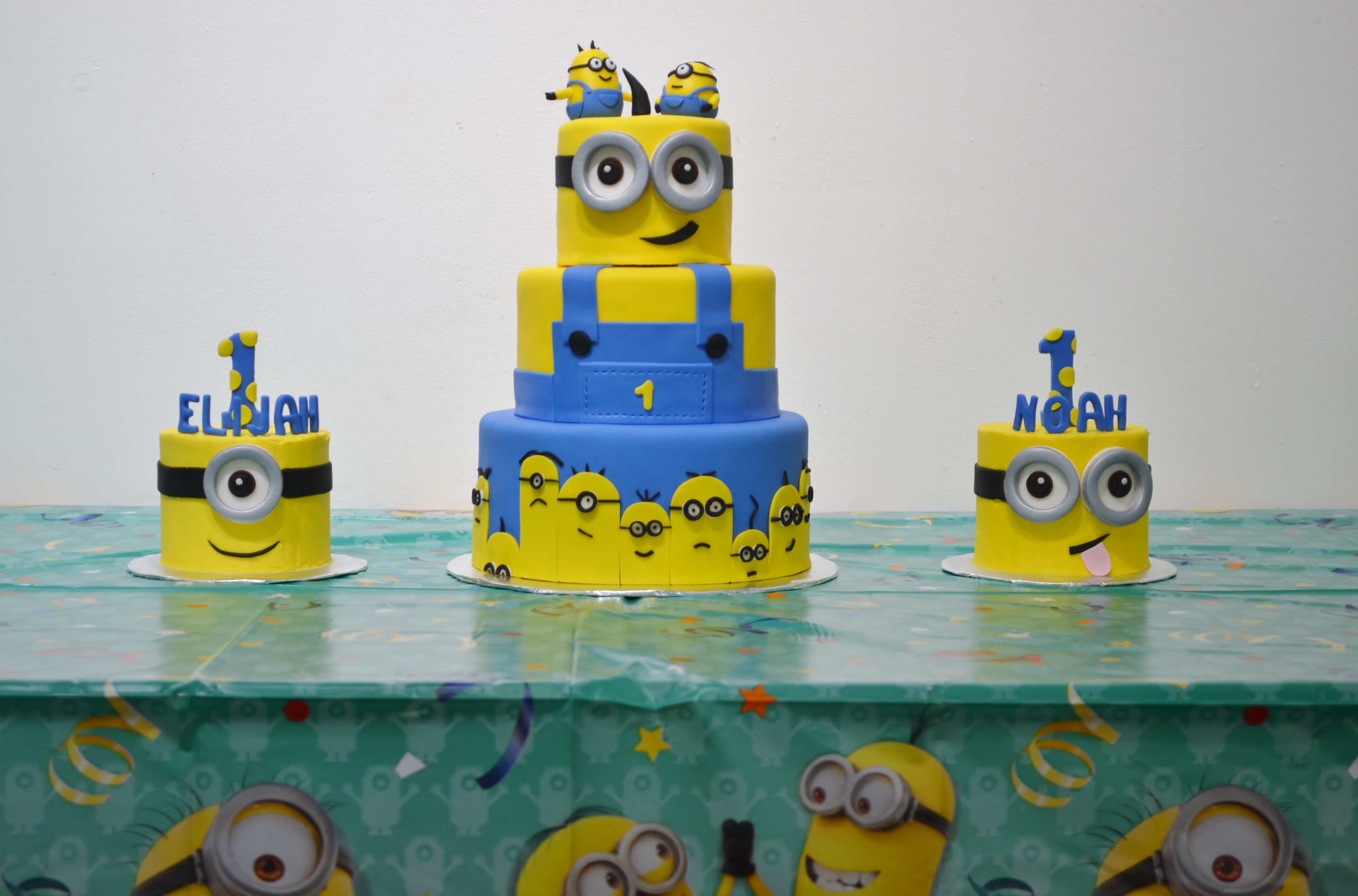 Birthday Cake Images Minions ~ Minion cake ii