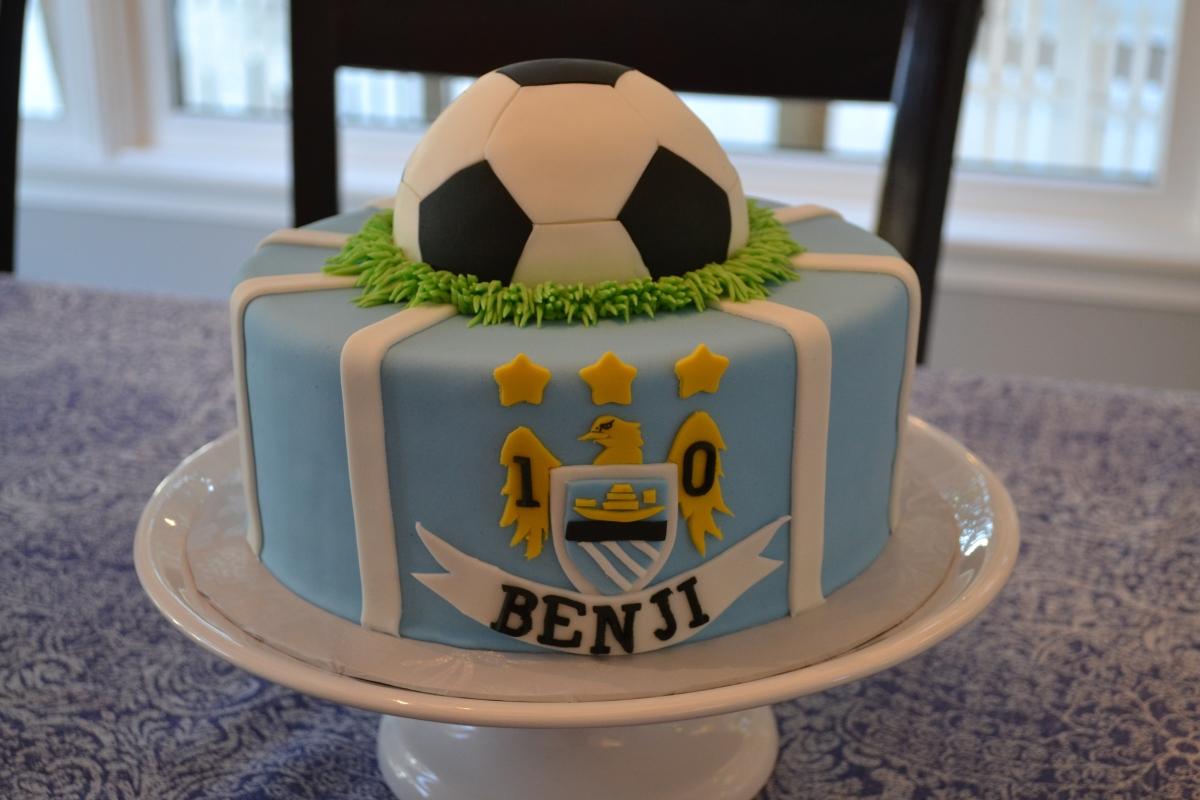 Soccer Cake Ii