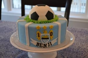 soccer cake 2