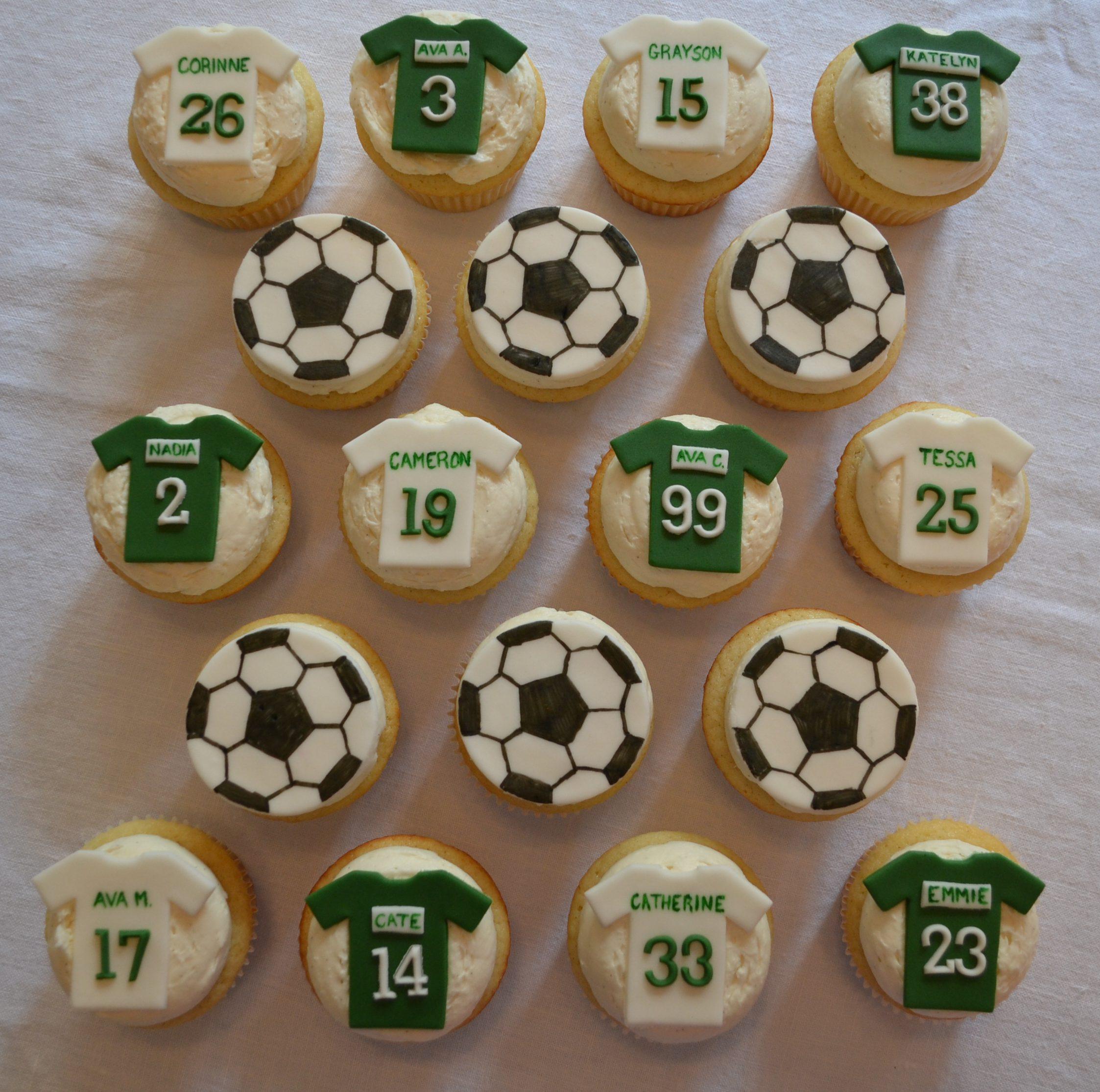 Jersey Cupcakes