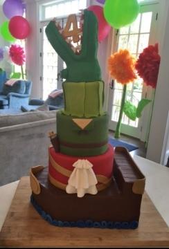 PeterPan Cake