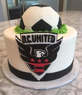 DC United Cake